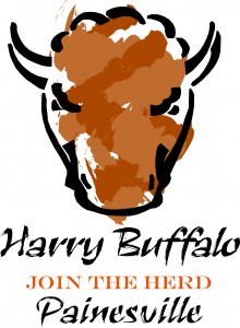 Harry Buffalo logo 2014
